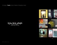 Shailee Trivedi | web design