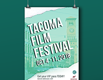 Tacoma Film Fest Poster