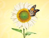 Azarbayjan Butter Ads design