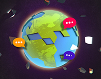 Mobile App Promo | Dabichev Igor