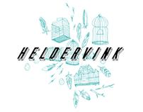 Logo: Heldervink