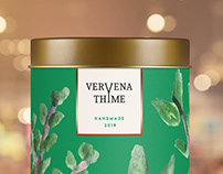 BRANDING/ PACKAGING VERVENA THYME