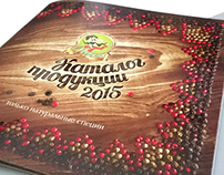catalog of spices and flavoring