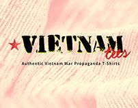 Vietnam Tees Logo