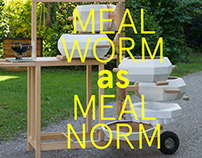 MEAL-WORM as MEAL-NORM