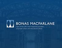 Bonas Macfarlane redesign