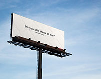 #BedBreakup Ad Campaign