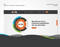 Exia - Branding