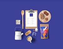 halula: Restaurant concept design