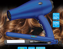 Radial Blue Ad