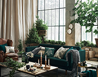 H&M Home Christmas 2017