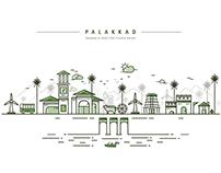 God's own district- Palakkad, Kerala