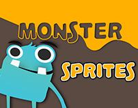 Monster Sprites