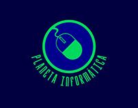 Planeta Informática - Brand + Visual Identity
