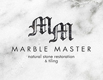 Marble Master Business Card