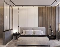 Modern Bedroom - Kuwait ishbiliya
