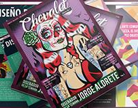 Revista Chevalet