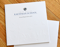 Ewing Marion Kauffman School Annual Report