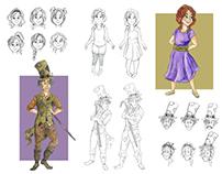 Adeline Geneva Grace - Children's Book Preview
