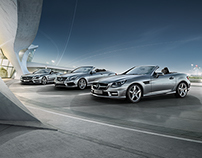 Mercedes-Benz Fleet Campaign