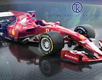 Scuderia Ferrari 2017 Concept B