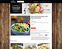 E-Commerce Catering Site