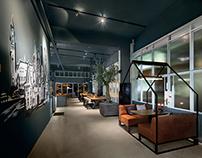 Interior photography: Restaurant design