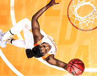 Tennessee Basketball Graphics