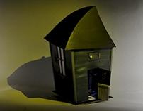 Tim Burton's Room