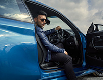 BMW M2 Competition with Behram