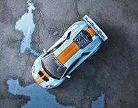 LB☆Works Lamborghini AVENTADOR - Full CGI