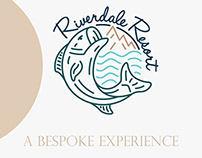 Riverdale Resort - Brochure Design.