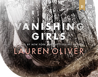 Lauren Oliver's Vanishing Girls // Cover Illustration