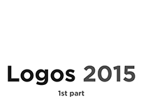Logos 2015 / Part 1