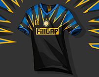 Inter GK Concept - 90s Fantasy