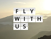 Fly With Us / Avinor