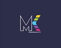 Identidade Visual - MK Logo Quality