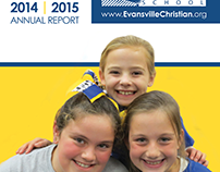 Evansville Christian School 2014-2015 Annual Report