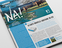 NA! Letter Issue N°1