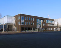 GPI Company office, Lopik, the Netherlands