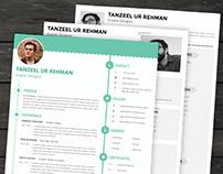 Resume Bundle (3 in 1) - MS Word - Download