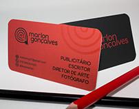 Business Card - Marlon Gonçalves (Cartão de Visita)