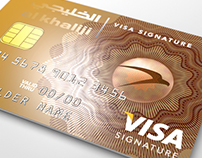 Al'Khaliji Bank_Credit card series