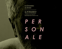 Personale - an art exhibition