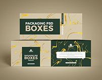 Free Boxes Mockup