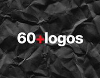 60 + Logos