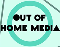 Logo introduction // OUT OF HOME MEDIA