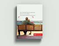 Santander Print Campaigns