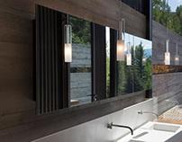 Aspen House - Master Bath