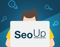 Site for SEO-UP studio